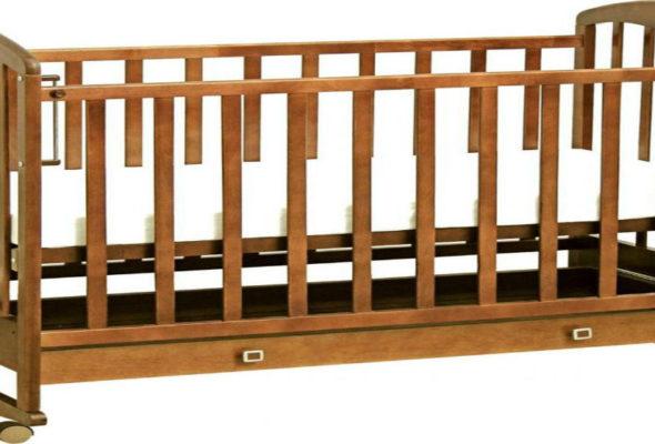 Кроватки, в которых малышам будет комфортно