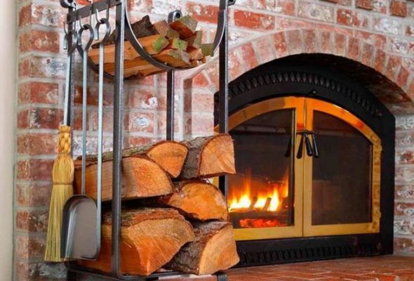 Эффективность каминов на дровяном топливе