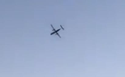В США сотрудник авиакомпании угнал самолет, который потом упал в море (видео)
