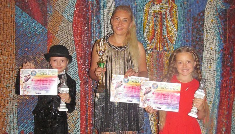 Барановичские вокалисты привезли Гран-при с международного конкурса