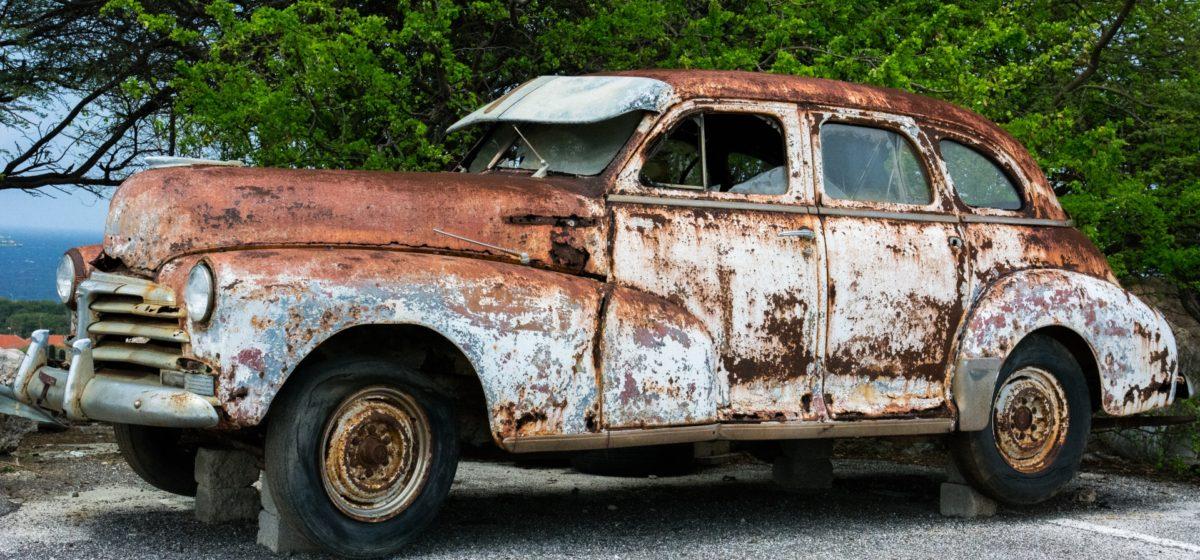 Эксперты назвали самые быстро ржавеющие подержанные автомобили