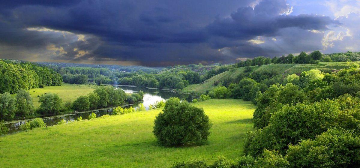 Дожди и до +29 °С ожидается в Беларуси 18 августа