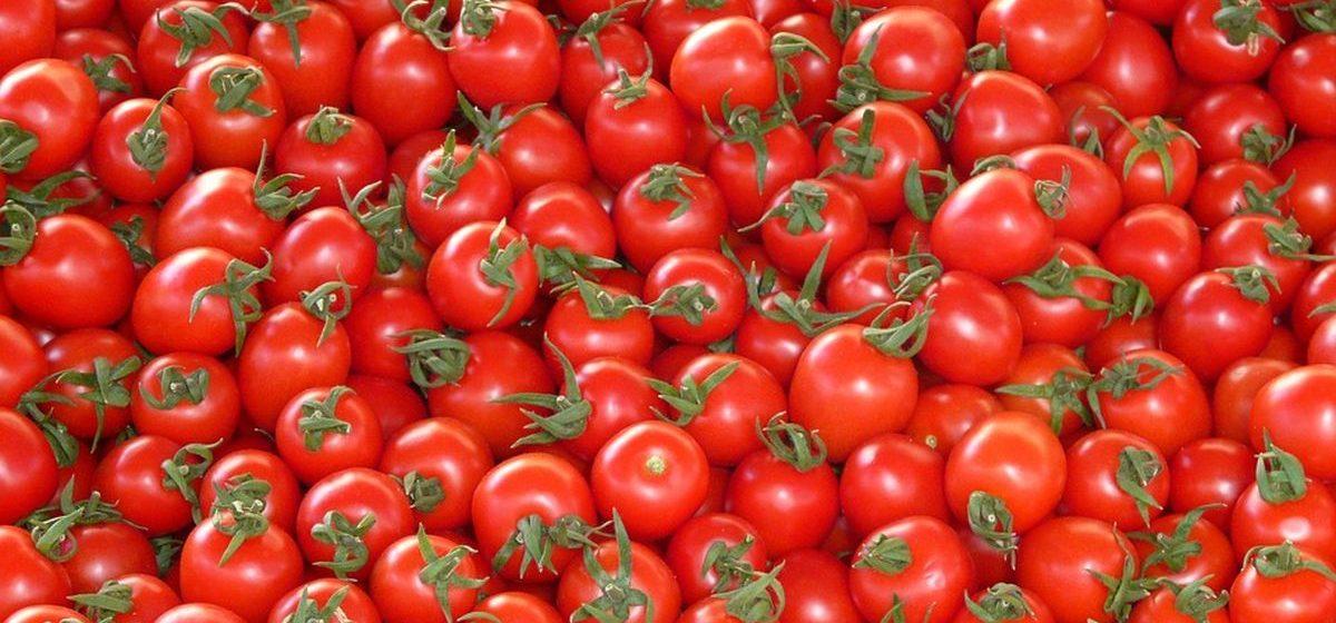 Что почем. Барановичские рынки завалены дешевыми помидорами, картофелем и яблоками