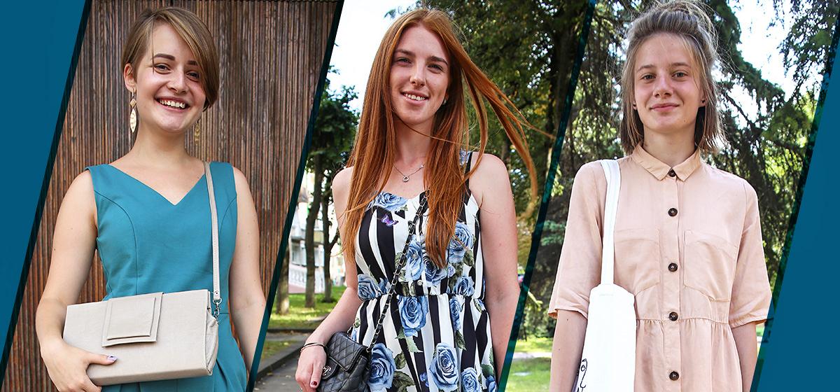 Модные Барановичи: Как одеваются студентка, психолог и мама в отпуске по уходу за ребенком