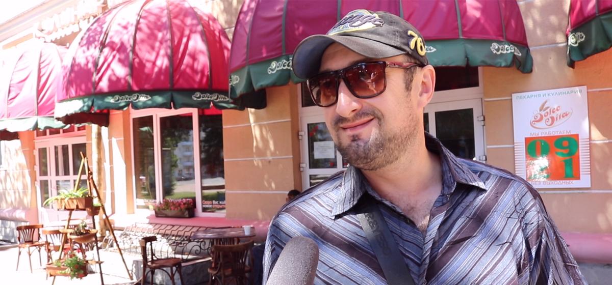 Видеоопрос: Что вы слышали о задержании журналистов в Минске? Как вы к этому относитесь?