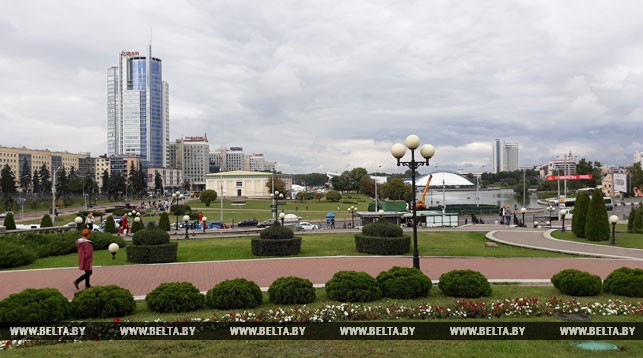 В понедельник в Беларуси метеорологи обещают до плюс 29