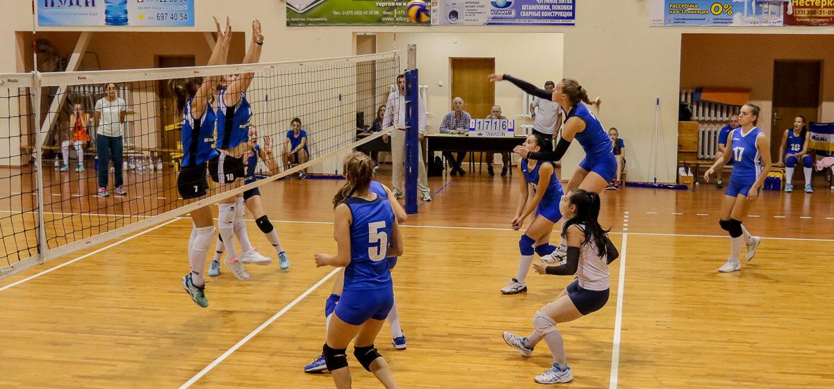 «Атлант-БарГУ» занял 3-е место в традиционном турнире по волейболу в Барановичах