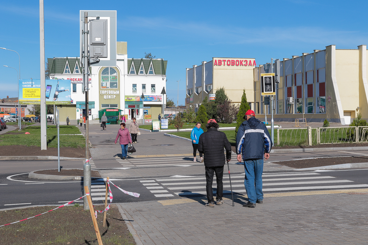 Барановичи Фроленкова автовокзал
