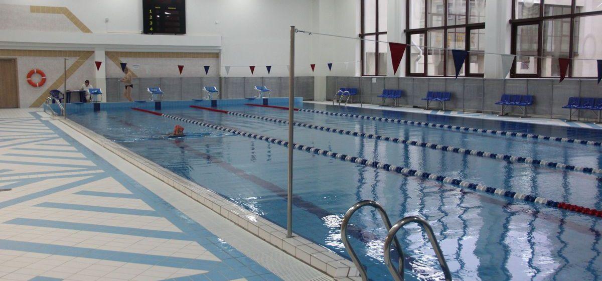 В барановичских бассейнах начался новый сезон. Как они будут работать?