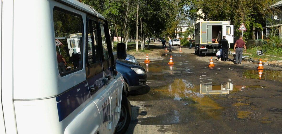 В Светлогорске во время ремонта водопровода погиб 40-летний мужчина