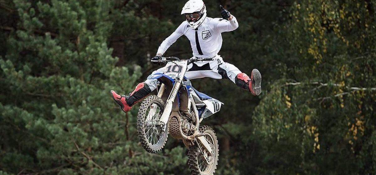 Барановичский спортсмен победил в Кубке Литвы по мотокроссу