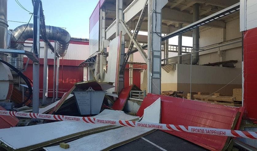 СК озвучил подробности по поводу взрыва на «Могилевдрев». Возбуждено уголовное дело (фото, видео)