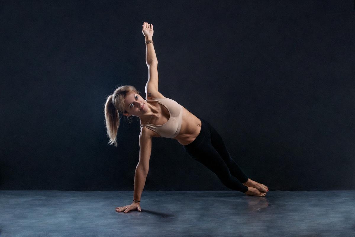 Назмутдинова Ольга (инструктор по йоге)