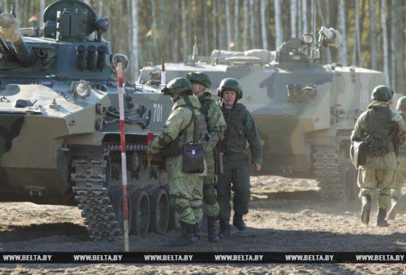 В шести районах Брестской области пройдут учения белорусских и российских десантников