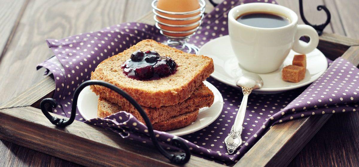 Худшие продукты для завтрака