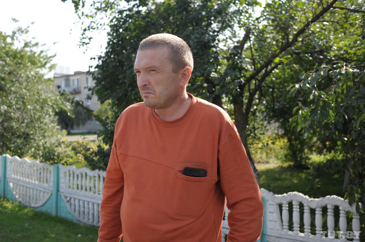 По мнению Александра, задержанный Штейн тихий и спокойный человек. Фото: Оксана Петрова, TUT.BY