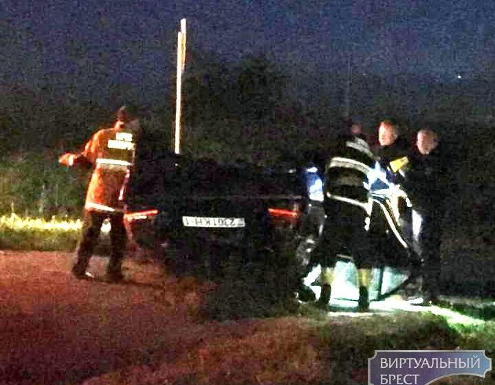В Белоозерске легковушка вылетела в канал ГРЭС, водитель погиб