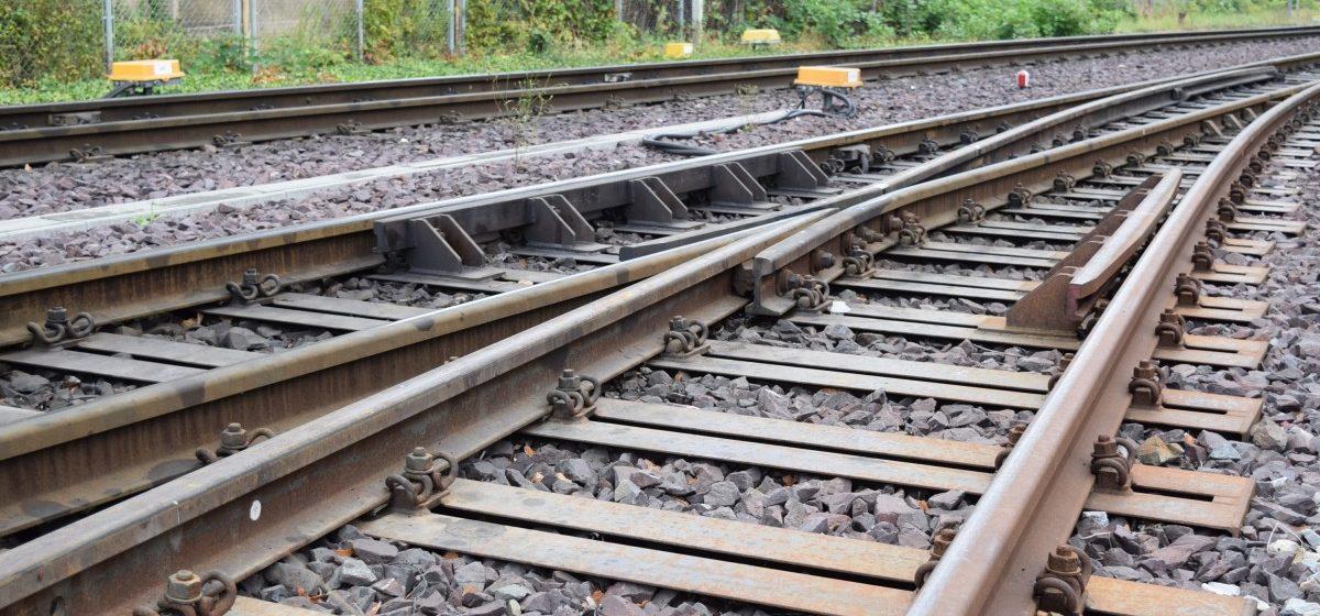 В Пинске поезд сбил 61-летнего мужчину