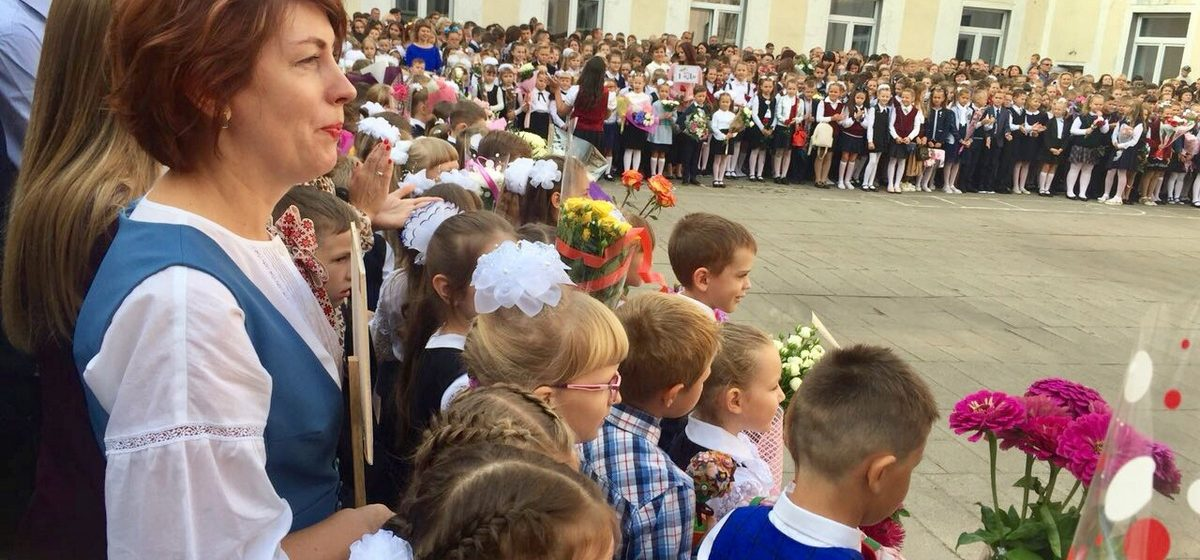 Школьные линейки пройдут 2 сентября