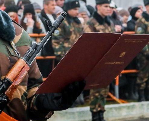 Войсковая часть отсудила 860 рублей у райисполкома за непригодного к службе солдата
