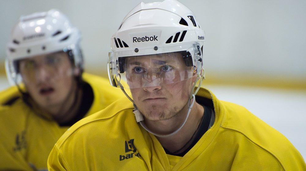 В хоккейный клуб «Барановичи» вступил российский нападающий