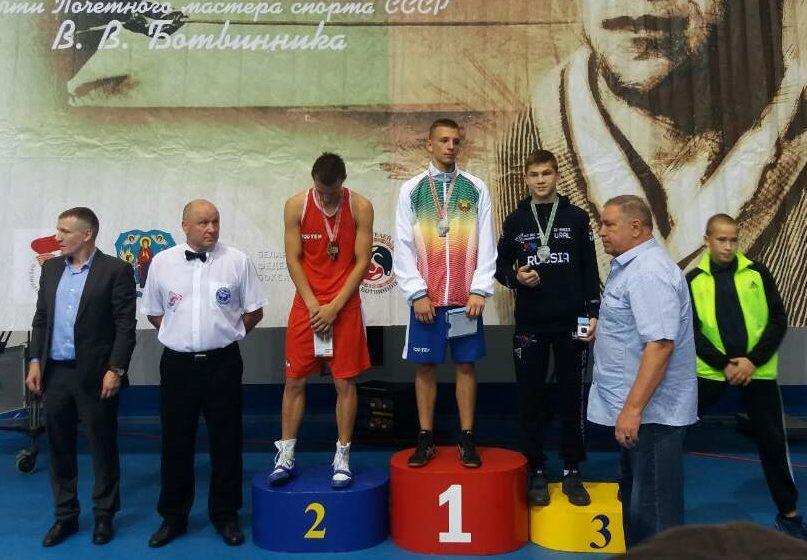 Юный спортсмен барановичской школы бокса выиграл международный турнир