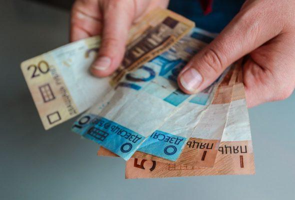 В Барановичах зарплата выросла до рекордных в 2018 году цифр