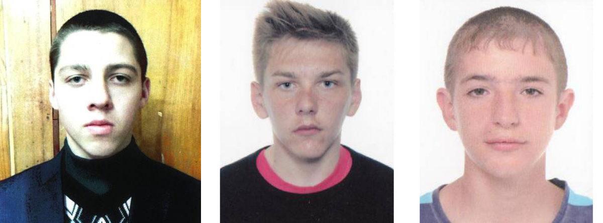В Могилеве из психбольницы сбежали три подростка