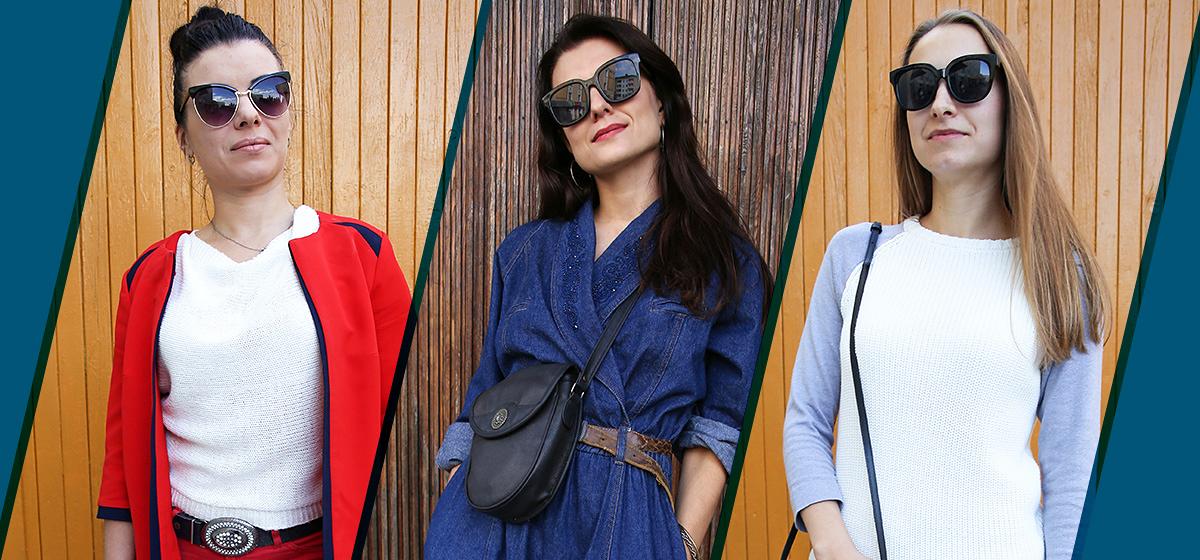 Модные Барановичи: Как одеваются дизайнер интерьера, фитнес-инструктор и мама в декрете