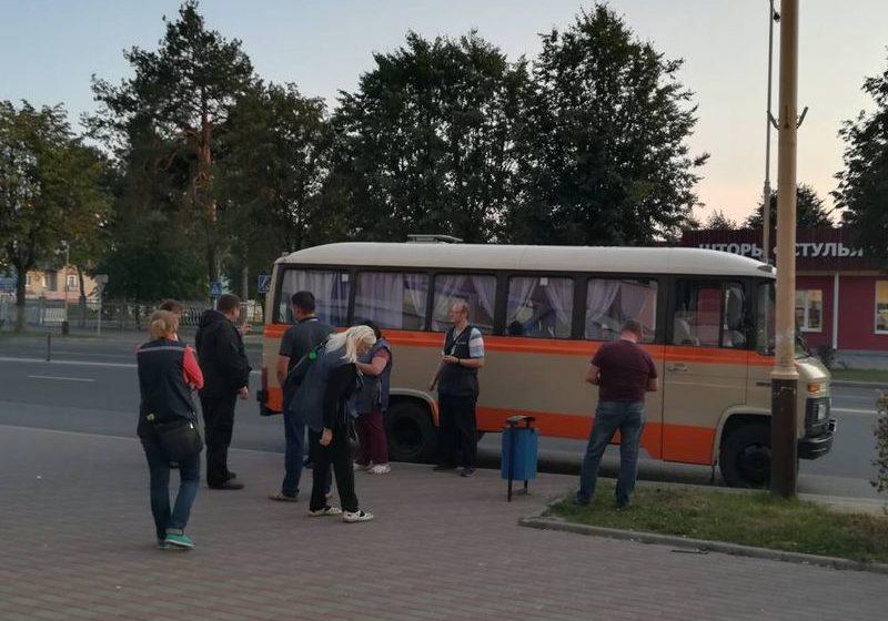 В Барановичах осудили мужчину, ударившего женщину-контролера