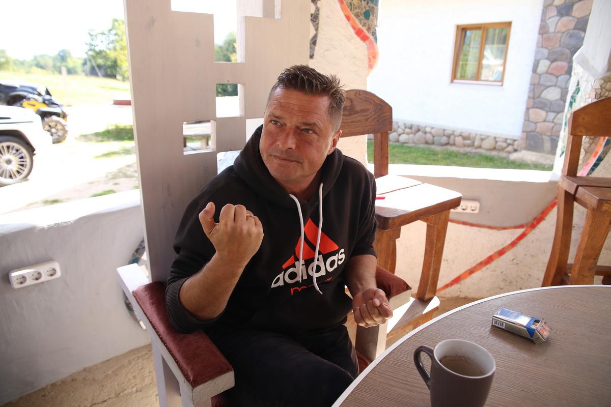 Сергеей Ковалев. Фото: Евгени ТИХАНОВИЧ