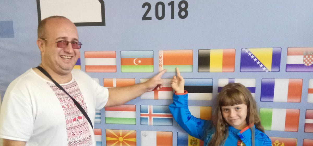 Барановичская школьница стала 7-й на чемпионате Европы