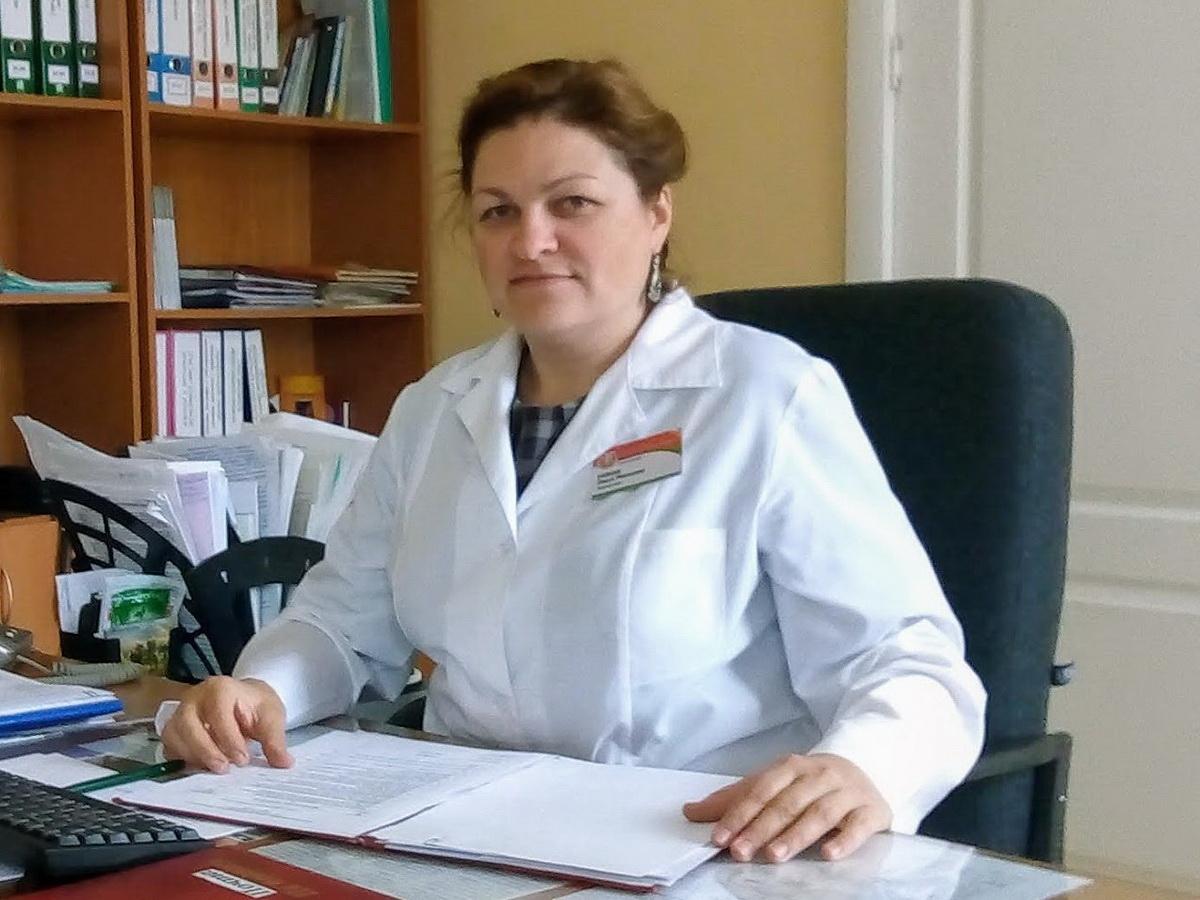 Ольга Монак. Фото: личный архив