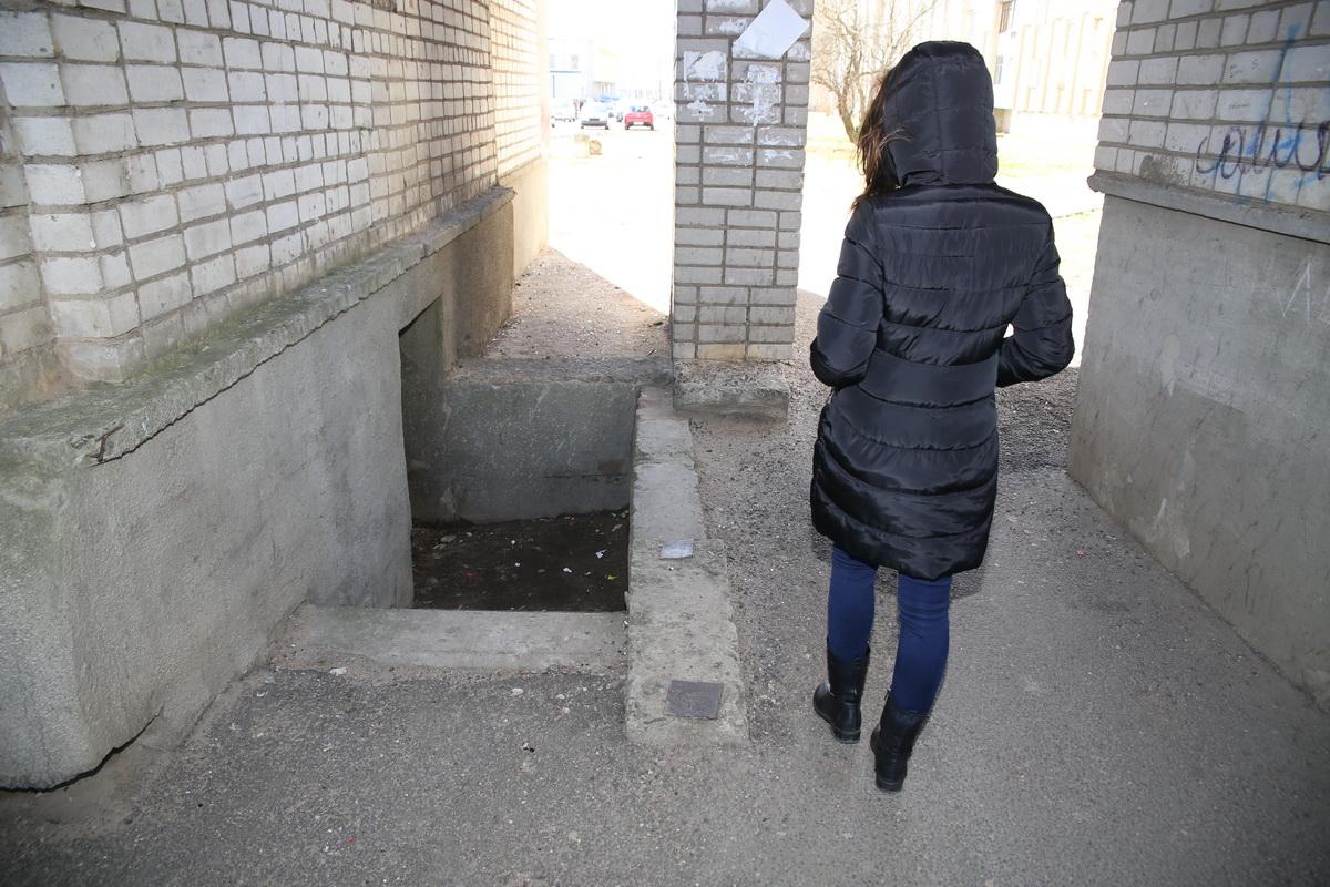 подвал, Барановичи, Северный
