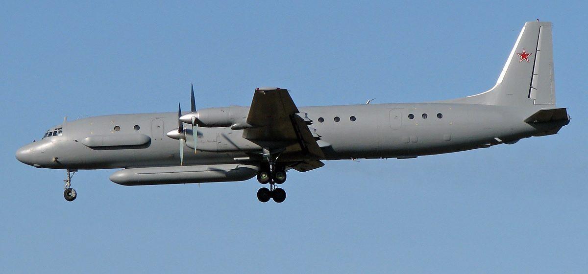 В Сирии сбит российский Ил-20 с 15 военнослужащими