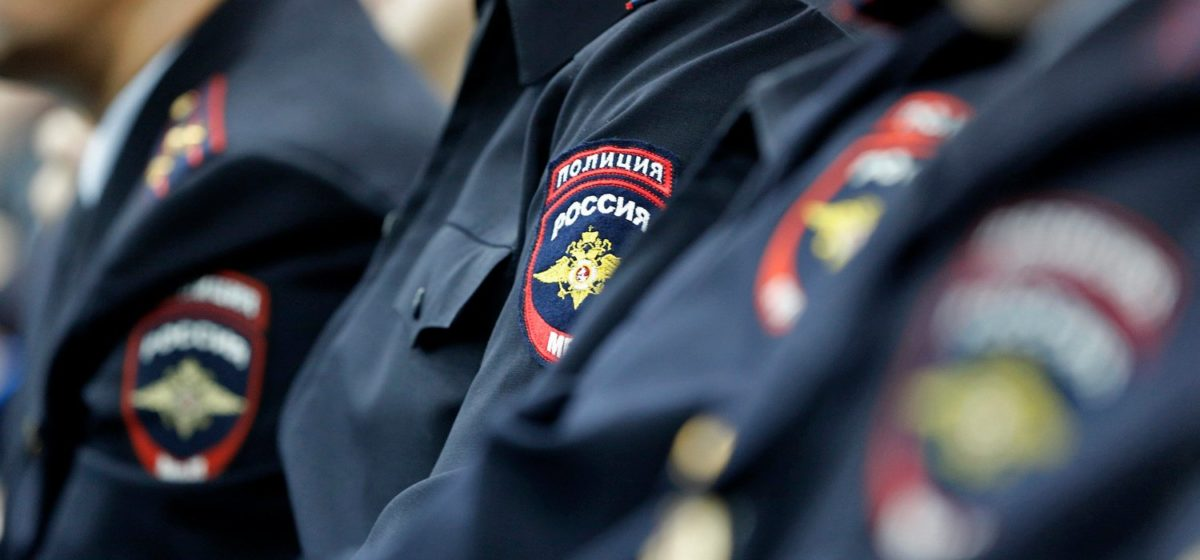 Российских полицейских задействуют при проведении Европейских игр и чемпионата мира по хоккею в Беларуси