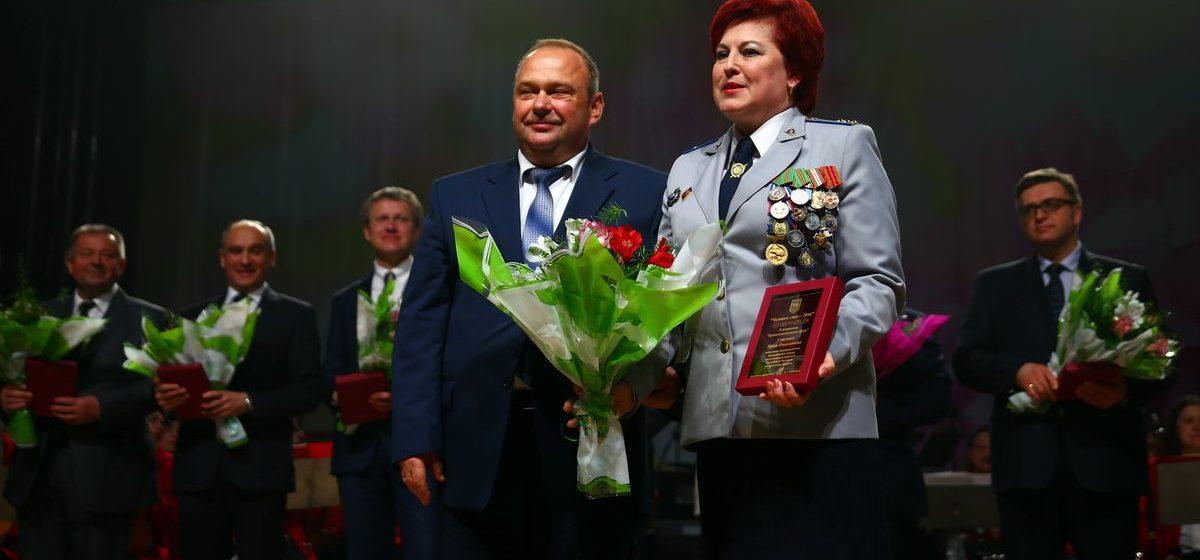 Руководитель барановичских следователей получит награду от президента
