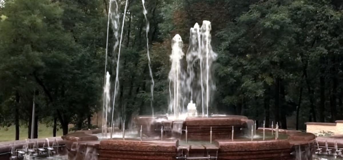 Видеофакт. Как работает витебский фонтан, на который ушло более миллиона долларов