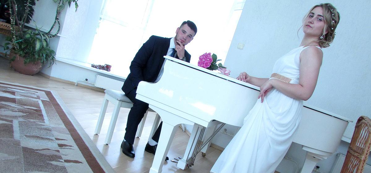 «Мы делали свадьбу для себя». Барановичские молодожены рассказали, сколько стоит свадьба в узком кругу