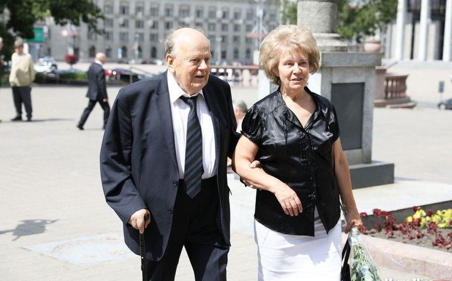 Станислав Шушкевич перенес инфаркт на ногах