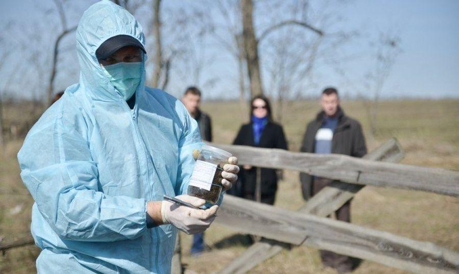 Брестские активисты решили проверить заводские отходы — против них возбудили уголовное дело