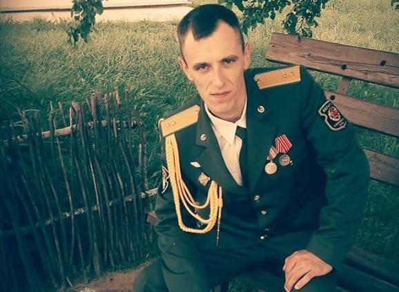 Дмитрий Кульжик. Фото: соцсеть «ВКонтакте»