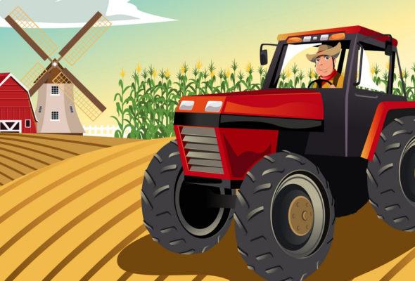 Сельскохозяйственная техника для качественного урожая
