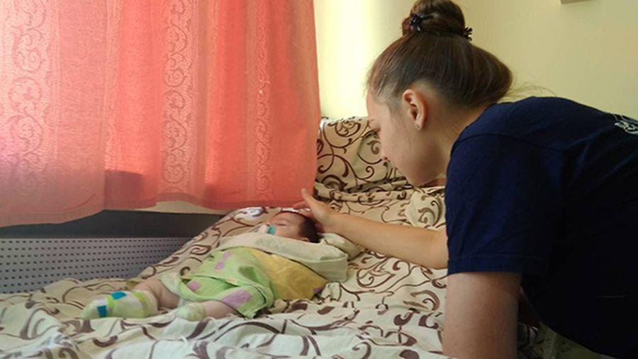 В Беларуси трехмесячному ребенку сделали уникальную операцию на сердце