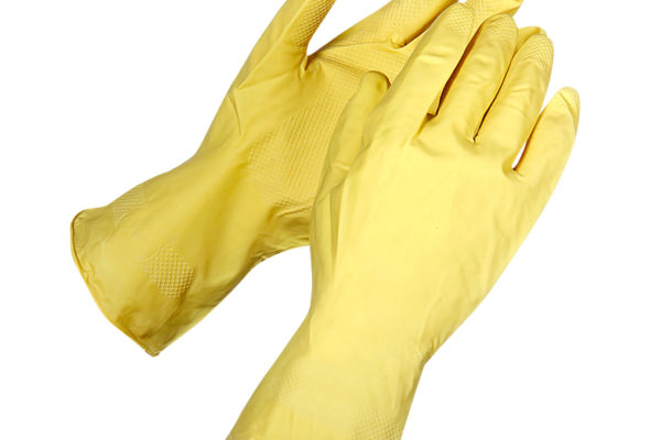 Защита рук на строительном объекте