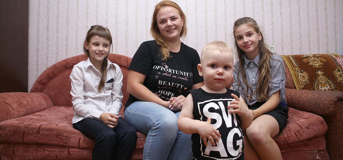 Почему многодетную мать в Барановичах власти не ставят на учет нуждающихся в улучшении жилищных условий