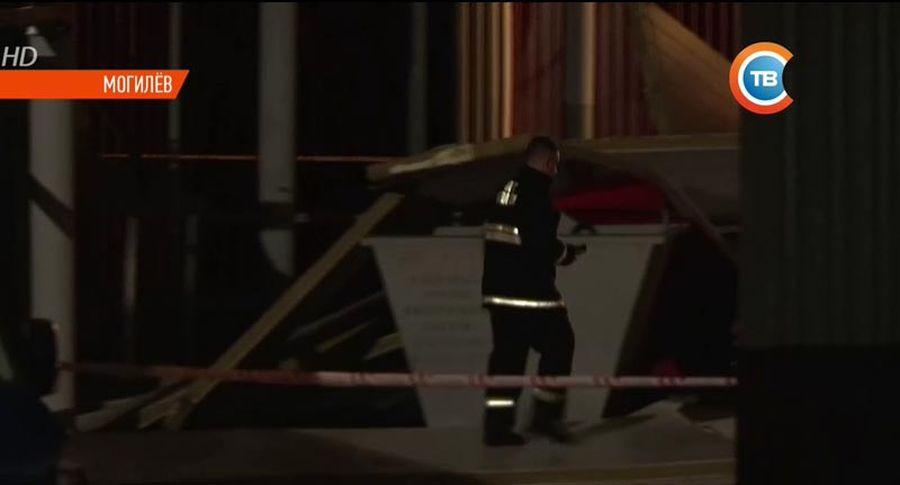 Трое сотрудников «Могилевдрев», которые пострадали при взрыве, находятся в тяжелом состоянии