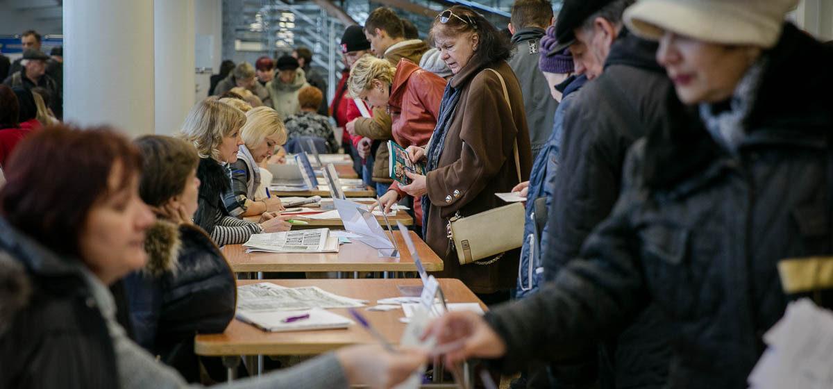 В Барановичах 25 сентября пройдет ярмарка вакансий