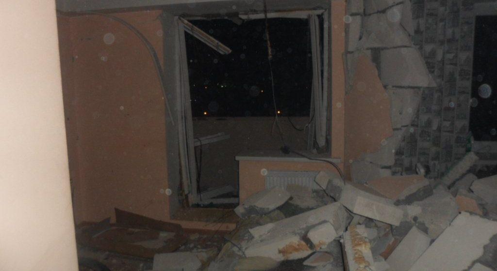 В Жлобине в девятиэтажке произошел взрыв: разрушены две квартиры, есть пострадавшие