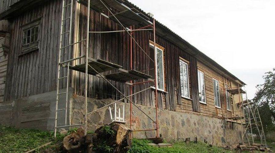 В Островецком районе при ремонте костела погиб 30-летний рабочий